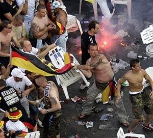Deutsche Gewalt