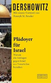 Das Buch - Plädoyer fuer Israel